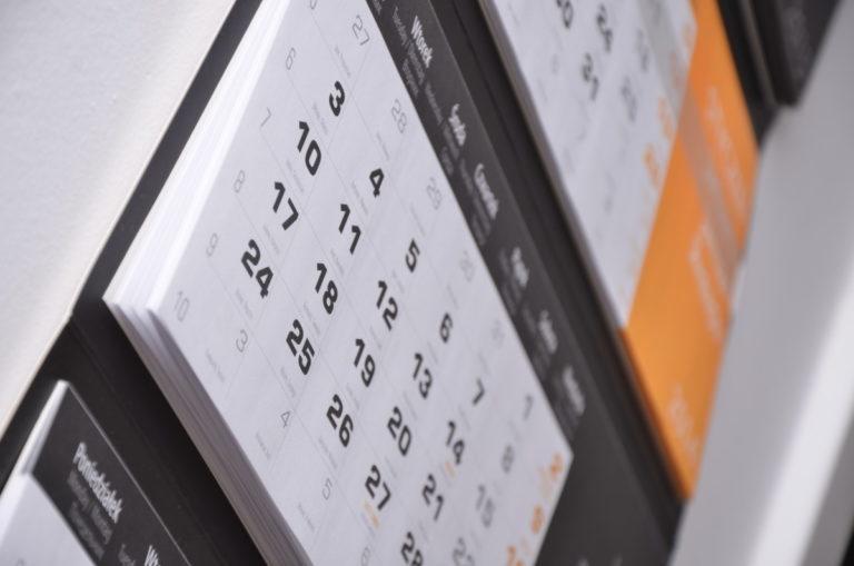 Kalendarze Trójdzielne Kalendarze Ścienne Kalendarze Reklamowe