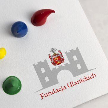 logo Ulanicki Foudation
